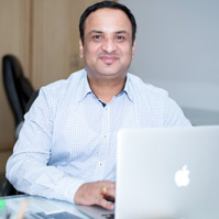 Mr. Rajesh Gupta